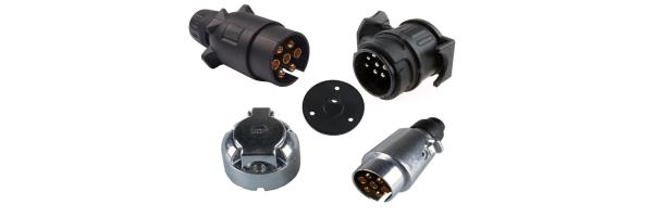 Stecker-Steckdosen-Adapter