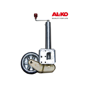Fully automatic support wheel from the AL-KO company for...