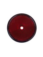 Reflector red(Rear) Ø 80mm