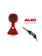 AL-KO mortise lock with Safety Ball