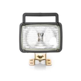 Halogen work lamp H3 - double reflector - incl. bulb 12V...