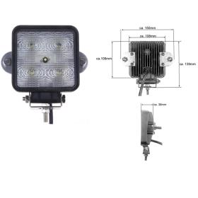 LED work light 5 x 3 Watt High-performance LED up to...