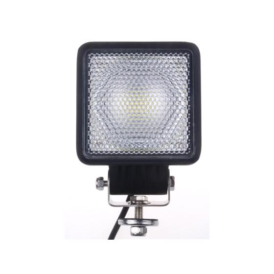 LED work light 1 x 30 Watt High-performance LED up to approx. 2,600 lumen