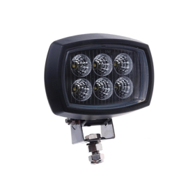 LED work light extra heavy-duty 6 x 3 Watt high-power LED...