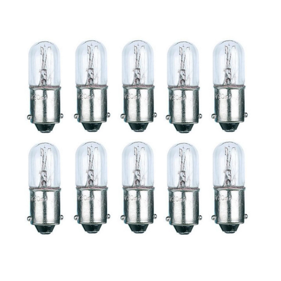 Incandescent lamps - parking lamps 12 Volt 4 Watt - BA 9 s