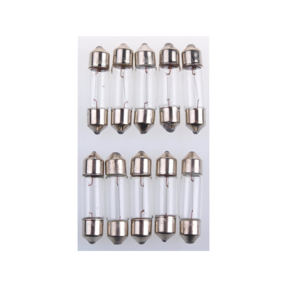 Soffittenlampe 12 Volt 10 Watt - 41 mm - S 8,5