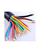 Vehicle cable/vehicle cable 13 wires (9 x 1.5 mm² + 4 x 2.5mm²)