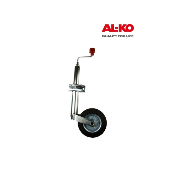 150 kg AL-KO support wheel incl. clamp bracket