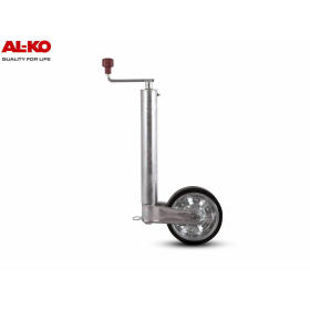 starres und verzinktes Stützrad der Firma AL-KO mit 500...