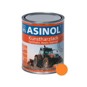 Box with orange colour for Hanomag RAL 2003