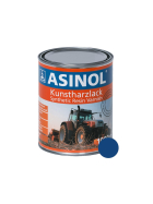 Dose mit findus-blauer Farbe RAL 5010
