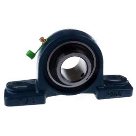 UCP 202 - 2 hole plummer block for 15 mm shaft