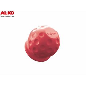 roter Soft-Ball von der Firma AL-KO um Schäden zu vermeiden