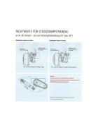 AL-KO shock absorber bracket for welding on - external mounting