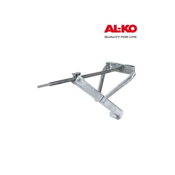 feuerverzinkte Steckstütze mit 800 kg Tragkraft von AL-KO
