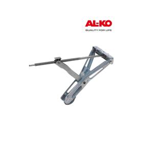 feuerverzinkte Steckstütze der Firma AL-KO mit einer...