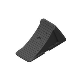 AL-KO Unterlegkeil UK10 - Kunststoff schwarz - 800kg Radlast