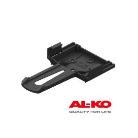AL-KO Bracket for wheel chock size 20 - black plastic