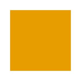 Dose mit gelber Farbe für IHC RAL 1007