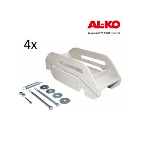 ALKO Adapter für BIG FOOT um eine Höhe von zusätzlich 45...