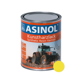 Box with yellow colour for Kärcher RAL 1018
