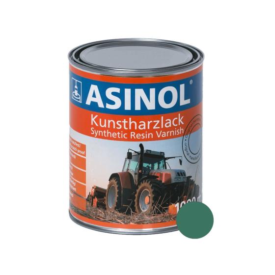 Dose mit grüner Farbe für Kemper RAL 6000
