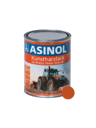 Can with orange colour for Terex-Schaeff RAL 2001