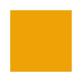 Dose mit gelber Farbe für Porsche Felgen RAL 1037