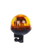 Rotating beacon 24 V 70 Watt - impact resistant hood