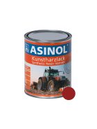 Tin with red colour for Reisch RAL 3002