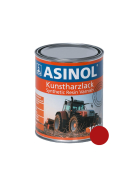 Can with red paint for Schlüter LM 0277