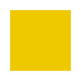 Dose mit gelber Farbe für Schlüter Felgen RAL 1021