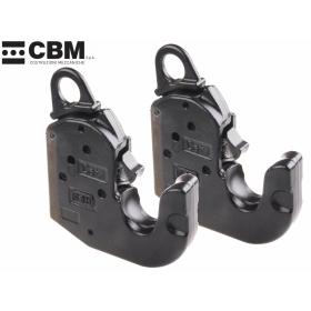 Zwei Stück CBM Schnellkuppler für Unterlenker in der...