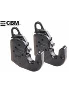 Zwei Stück CBM Schnellkuppler für Unterlenker in der Kategorie 1