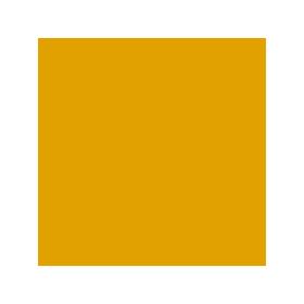 Dose mit gelber Farbe für Steyr Felgen RAL 1006