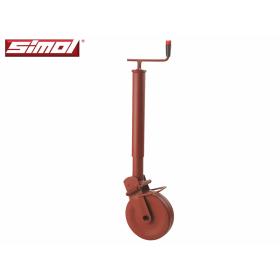 halbautomatisches Stützrad 1500 kg von Simol