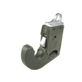 WGF Cat. 2 lower link quick coupler - self-locking