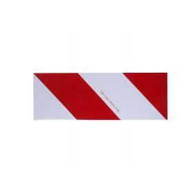 Warntafel Form A 423 x 141 mm TPESC Signalfolie Typ 1...