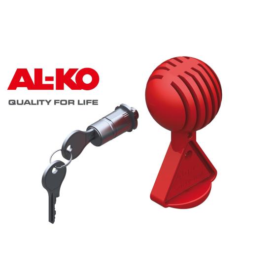 AL-KO Steckschloss mit Safetyball zur Sicherung von AL-KO AK 161 und 270 Anhängerkupplungen