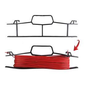 Kabelhalter aus Kunststoff