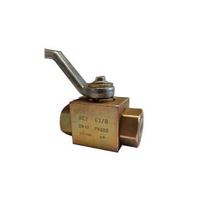 "Block ball valve Stopcock 3/8"""