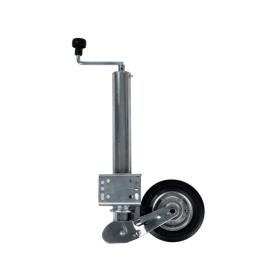 400 kg Automatik Stützrad inkl. Befestigungsmaterial