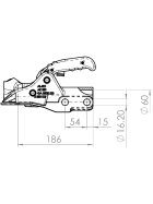 AL-KO AK 351 - braked trailers up to 3.500 kg incl. accessories