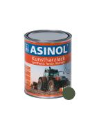 Dose mit olivgruener Farbe RAL 6003 matt