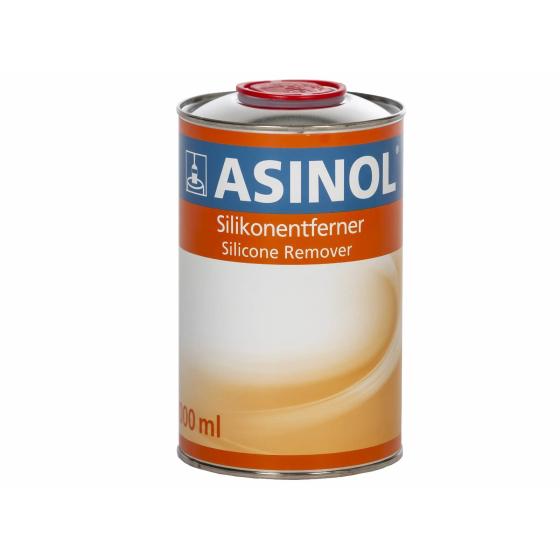 1 Liter Dose mit Silikonentferner zur Untergrungvorbehandlung ASINOL