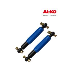 2 pcs. AL-KO Octagon Plus - axle shock absorber blue up...