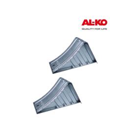 2 Stück ALKO Unterlegkeile Größe 36 Stahlblech 1600 kg