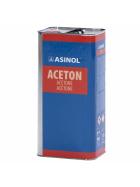Sechs Liter Kanister Aceton von ASINOL