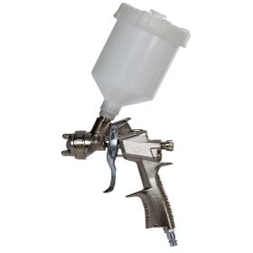 Lackierpistole mit einer 1,5mm Düse und einem 0,5 Liter...