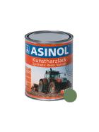 Dose mit resadagrüner Farbe RAL 6011